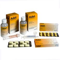 Adel Claritromicina Infecciones Tabletas Suspension Senosiain