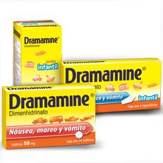 pastillas para las nauseas y vomitos